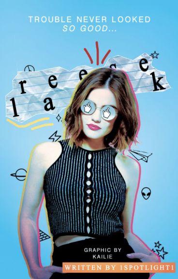 Reese Lavek (Glee FF/Sebastian Smythe)   ✓