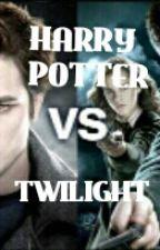 Harry Potter vs Twilight by SlytherinPrincess20