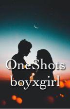 OneShots boyxgirl by annwritess1