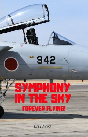 Symphony in the Sky: Forever Flying! by LHT1995
