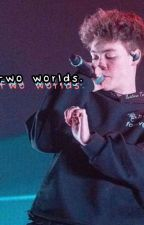 {✔️} Two Worlds: Zach Herron by zachyscookii