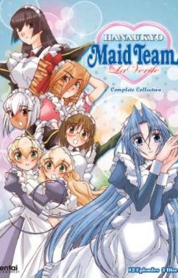 The Unexpected Billionaire (Hanakuyo maid Team X Male Reader Harem)