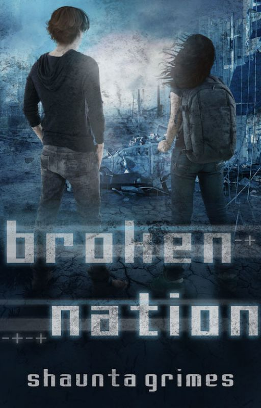 BROKEN NATION by ShauntaGrimes