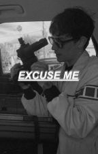 excuse me; arreaga by -ANGELICLUV
