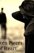 Broken Pieces of Heart by ellicute