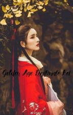 Golden Age Legitimate Fei by _Jammy_Nayre