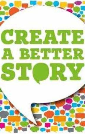 Story Ideas by Adrian1221