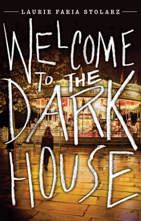 Sneak Peek Pages from Welcome to the Dark House by lauriestolarz