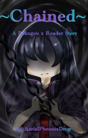 Bakugou X Quiet Reader