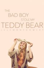 The Bad Boy Stole My Teddy Bear by LeleMontgomery