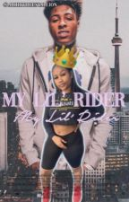 My Lil' Rider by ariiiiitheestallion