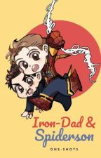 Irondad and Spiderson One-shots (REQUESTS OPEN) by Krazy_Chaotic