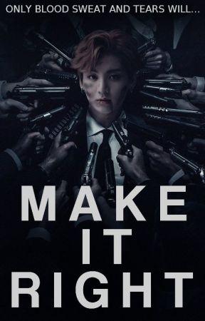 Make It Right | MafiaAU! by cuckooforkookie