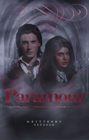 Paramour ↠ SIRIUS BLACK ✔ by hazuuuh