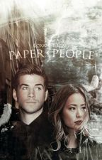 Paper People by bnnies