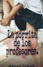 La Zorrita De Los Profesores (Andy Biersack y tu) -Hot by Daniela_Avilez08