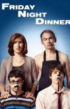 Friday Night Dinner Imagines by usernameunstated