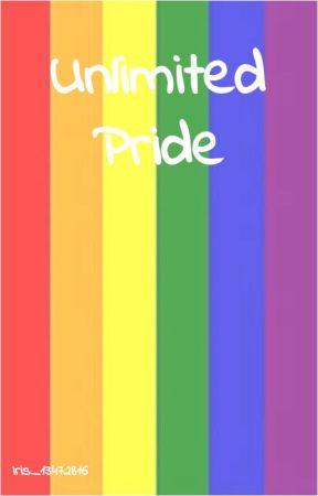 Unlimited Pride    AzaelPhantom by AveryAche