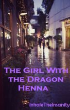 The Girl with the Dragon Henna by Inhaletheinsanity