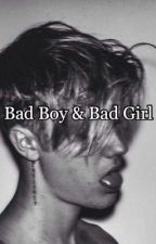 Bad boy&Bad girl •social media  by haileybieber28