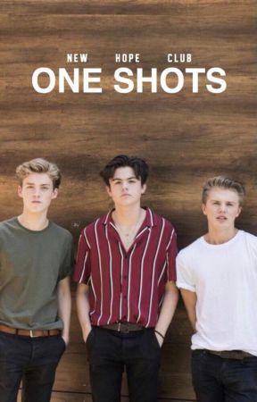 One shots ~ New Hope Club by Sunflowersmithh