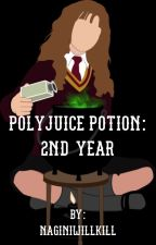 Polyjuice Potion 2nd year by NaginiWillKill