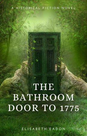 The Bathroom Door to 1775 by ElisabethEadon