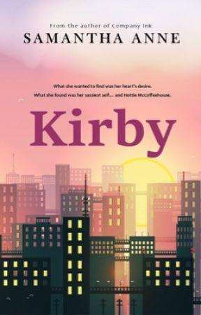 Kirby by SamiAnneRT
