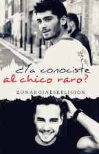 ¿ya conociste al chico raro? ; ziam by zonarojaesreligion