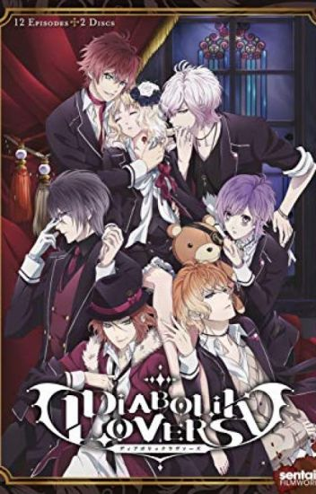 Diabolik Lovers - Character and Writing Help - Elizabeth