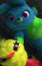 To infinity and your love! ~ (Bunny x Cindy) (Toy Story 4) by Ducky_and_Bunny