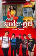 spidergirl  → 𝐩𝐞𝐭𝐞𝐫 𝐩𝐚𝐫𝐤𝐞𝐫 by whydontwesmeaning