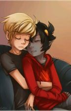 The Roommate I Never Expected ( Davekat ) by Hello-how-are-you