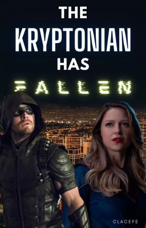 The Kryptonian has fallen by Clacefe