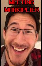 Markiplier x Reader Meeting Markiplier by AlexAroui