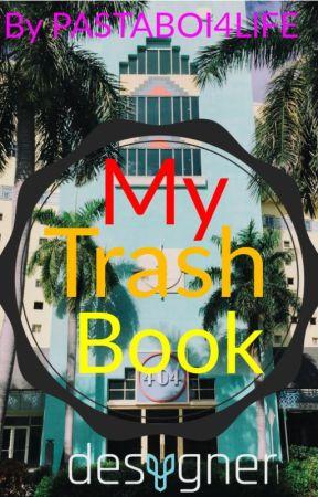 My trash book by KittyEllaYT