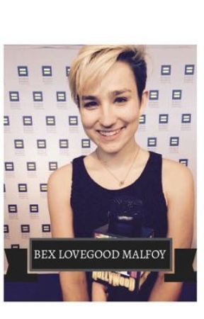 BEX LOVEGOOD MALFOY  by BeAlright212