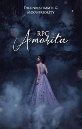 Amorita || RPG™ by moonpriority
