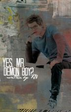 Yes, Mr. Demon Boy? (BoyxBoy) by koalak
