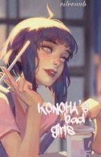 Konoha's Bad Girls  (Naruto) by eileennb