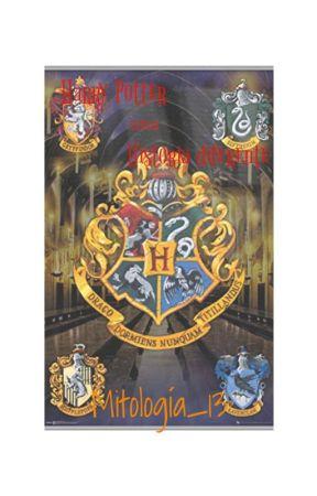 "Leyendo: ""Harry Potter, una historia diferente"" by Mitologia_13"