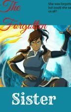 Legend Of Korra, The Forgotten Sister by MelonOnion