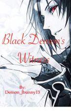 Black Demon's Witness (Black butler fanfic) by Jakkaze_YomazakiRaid