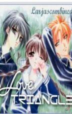 Love triangle by larjascombined