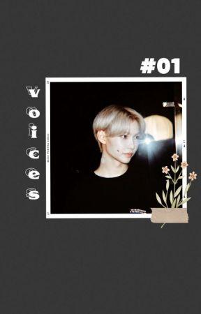 Voices; Lee Felix [✓] by honeyjis