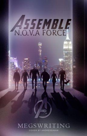 N.O.V.A. Force [An MCU Fan-Fiction] by megswriting