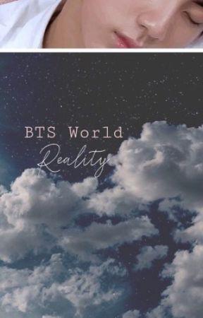 BTS WORLD: Reality by jamiesage