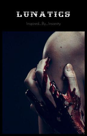 Lunatics (Gotham) by Inspired_By_Insanity