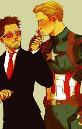Stony one shots  by CapitainPanda