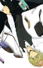 A witch in ikebukuro ( shizuo x reader x izaya ) by AwesomeAmerica